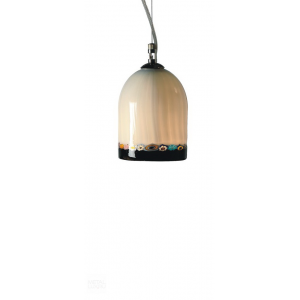 Voltolina Jacaranda Suspension Greca Nickel