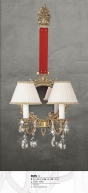 Riperlamp 064N 02.AA-AB-AE-AH-AM-AQ-AY-BG-BJ-BQ-CJ CREAM SHADE - SWAROVSKI
