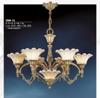 Riperlamp 258A 07.AM-AQ-AY-BG-BJ-BQ-CJ CREAM ALABASTER