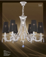 Riperlamp 377A 07.AA-AB-AE-AH-AM-AQ-AY-BG-BJ-BQ-CJ ASFOUR/ASFOUR AND BLUE-BEIGE/WINE/BLACK SHADE
