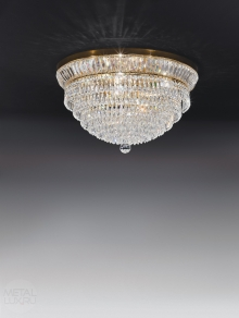 Voltolina New Orleans D40 Ceilling Lamp Gold